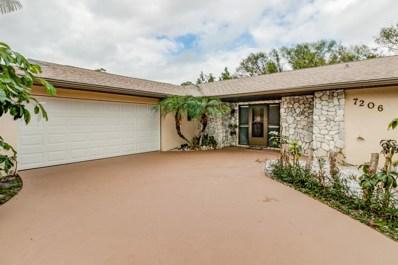 7206 Salerno Road, Fort Pierce, FL 34951 - MLS#: RX-10400791