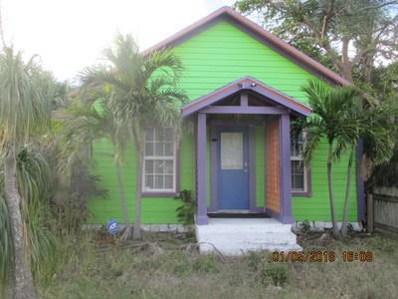421 N K Street, Lake Worth, FL 33460 - MLS#: RX-10400805
