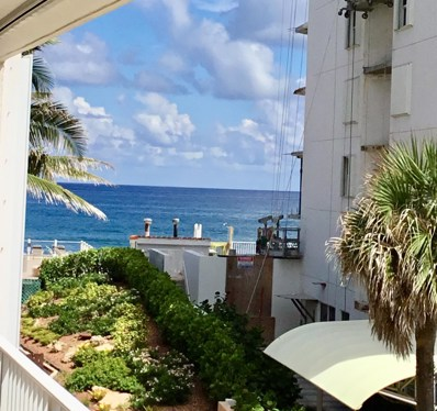 3590 S Ocean Boulevard UNIT 309, Palm Beach, FL 33480 - MLS#: RX-10400874