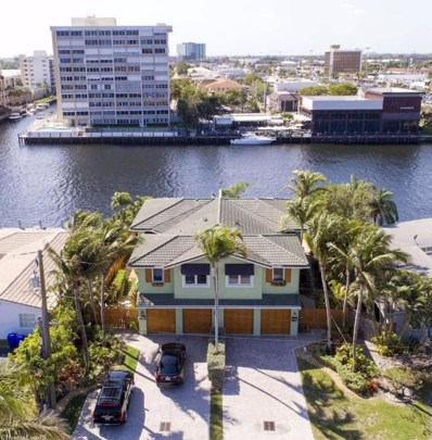 4331 W Tradewinds Avenue UNIT A, Lauderdale By The Sea, FL 33308 - MLS#: RX-10400893