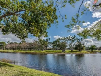 19 Lexington Lane W UNIT F, Palm Beach Gardens, FL 33418 - MLS#: RX-10400962