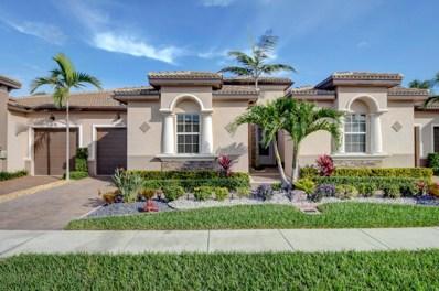 14887 Barletta Way, Delray Beach, FL 33446 - MLS#: RX-10400986