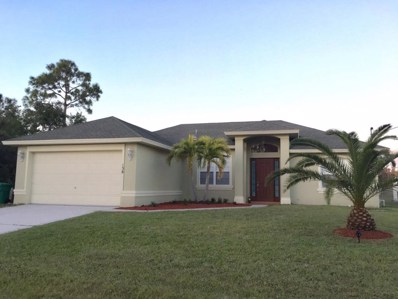 138 SW Dalton Circle, Port Saint Lucie, FL 34953 - MLS#: RX-10400999