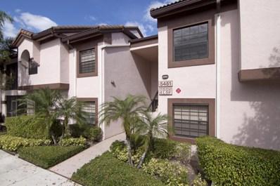 5451 Verona Drive UNIT O, Boynton Beach, FL 33437 - MLS#: RX-10401036