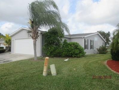 7912 Horned Lark Circle, Port Saint Lucie, FL 34952 - MLS#: RX-10401071