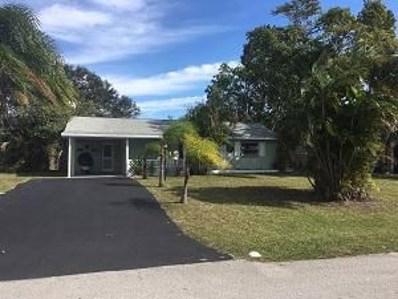 1507 Treemont Avenue, Jupiter, FL 33469 - MLS#: RX-10401157