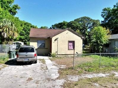 204 S 30th Street, Fort Pierce, FL 34947 - MLS#: RX-10401197