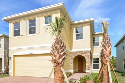 810 NW Leonardo Circle, Port Saint Lucie, FL 34986 - MLS#: RX-10401205