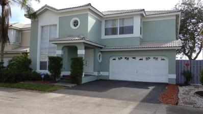 5370 NW 41st Way NW, Coconut Creek, FL 33073 - MLS#: RX-10401265