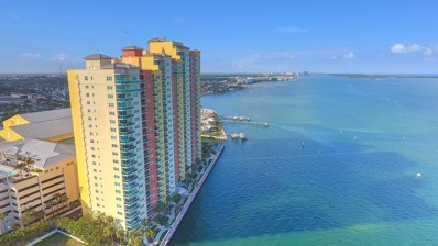2640 Lake Shore Drive UNIT 1408, Riviera Beach, FL 33404 - MLS#: RX-10401348