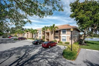 6944 Briarlake Circle UNIT 206, West Palm Beach, FL 33418 - MLS#: RX-10401381
