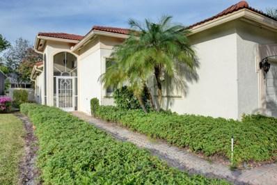 8147 Bellafiore Way, Boynton Beach, FL 33472 - MLS#: RX-10401424