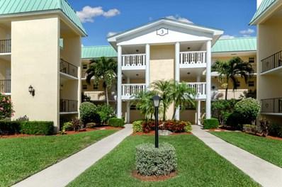 3 Colonial Club Drive UNIT 101, Boynton Beach, FL 33435 - MLS#: RX-10401457