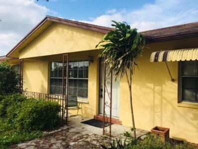 3553 N Libby Drive, West Palm Beach, FL 33406 - MLS#: RX-10401508