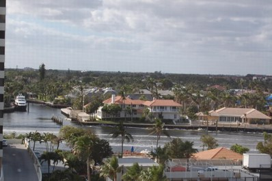 3400 S Ocean Boulevard UNIT 8k, Highland Beach, FL 33487 - MLS#: RX-10401576