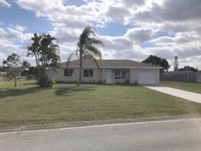 1941 SE Shelter Drive, Port Saint Lucie, FL 34952 - MLS#: RX-10401612
