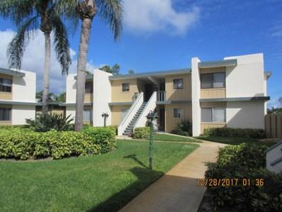 1551 NE 13th Terrace UNIT A-1, Jensen Beach, FL 34957 - MLS#: RX-10401696