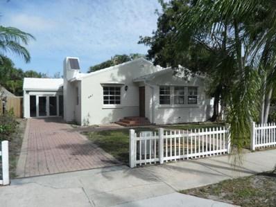 441 32nd Street, West Palm Beach, FL 33407 - MLS#: RX-10401720