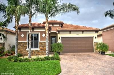 14872 Rapolla Drive, Delray Beach, FL 33446 - MLS#: RX-10401806
