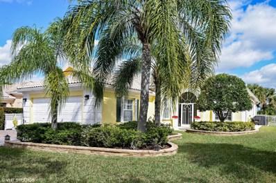 10749 SW Hartwick Drive, Port Saint Lucie, FL 34987 - MLS#: RX-10402066