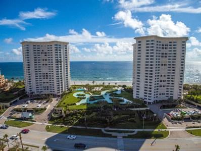 500 S Ocean Boulevard UNIT 501, Boca Raton, FL 33432 - MLS#: RX-10402172