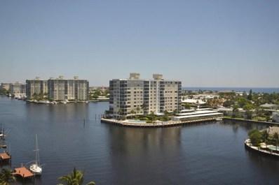 400 Seasage Drive UNIT 1106, Delray Beach, FL 33483 - MLS#: RX-10402174