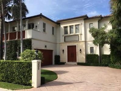 205 Atlantic Avenue, Palm Beach, FL 33480 - MLS#: RX-10402201