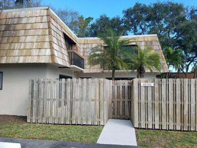 4075 Palm Bay Circle UNIT C, West Palm Beach, FL 33406 - MLS#: RX-10402327