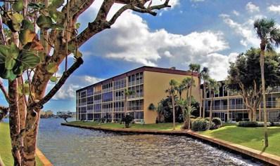 200 Waterway Drive S UNIT 109, Lantana, FL 33462 - MLS#: RX-10402393