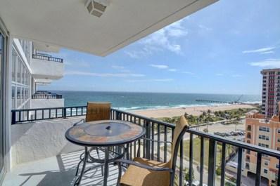 525 N Ocean Boulevard UNIT 1519, Pompano Beach, FL 33062 - MLS#: RX-10402449