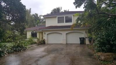 501 Oregon Lane, Boca Raton, FL 33487 - MLS#: RX-10402507
