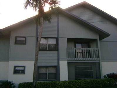 6295 SE Charleston Place UNIT 201, Hobe Sound, FL 33455 - MLS#: RX-10402515