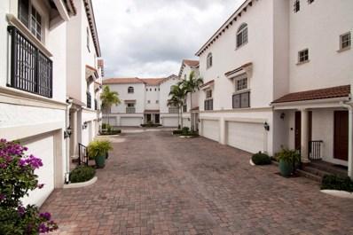 1950 Presidential Way UNIT 9, West Palm Beach, FL 33401 - MLS#: RX-10402549