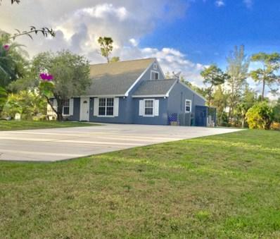 17285 42nd Road N, Loxahatchee, FL 33470 - MLS#: RX-10402586
