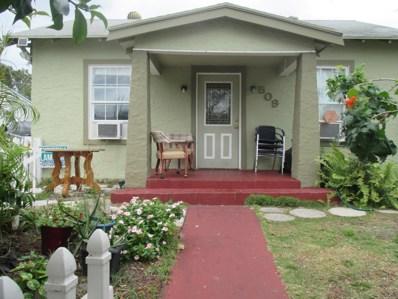 509 50th Street, West Palm Beach, FL 33407 - MLS#: RX-10402594