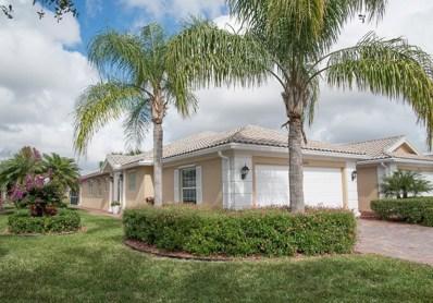 11410 SW Pembroke Drive, Port Saint Lucie, FL 34987 - MLS#: RX-10402620