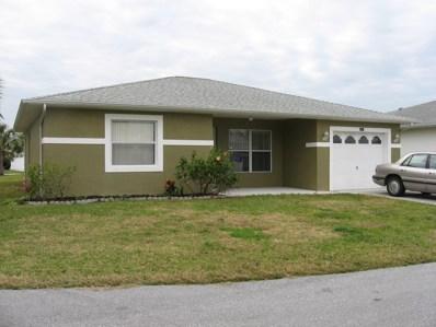 6661 Tulipan, Fort Pierce, FL 34951 - MLS#: RX-10402655