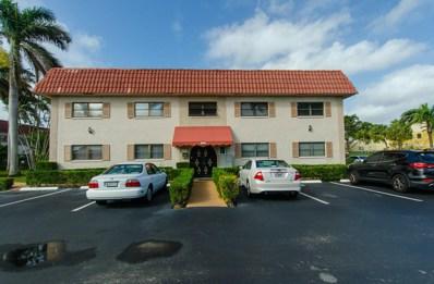 660 Dover Street UNIT A17, Boca Raton, FL 33487 - MLS#: RX-10402886