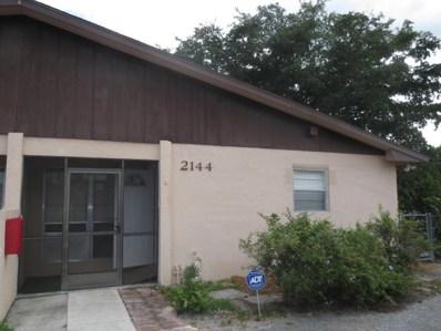 2144 E Bond Drive, West Palm Beach, FL 33415 - MLS#: RX-10402922