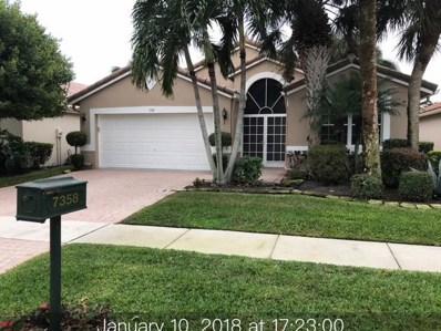 7358 Haviland Circle, Boynton Beach, FL 33437 - MLS#: RX-10403025