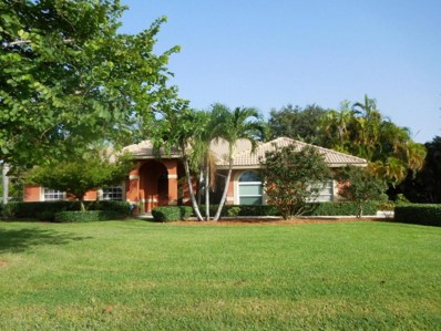 1395 Velda Way, Wellington, FL 33414 - MLS#: RX-10403047