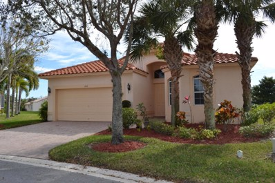 343 NW Sunview Way, Port Saint Lucie, FL 34986 - MLS#: RX-10403064