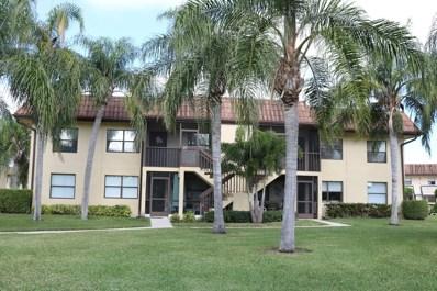 7197 Golf Colony Court UNIT 201, Lake Worth, FL 33467 - MLS#: RX-10403091