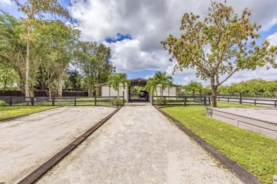 12126 Indian Mound Road, Wellington, FL 33449 - MLS#: RX-10403217