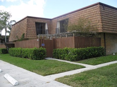 2806 28th Lane S UNIT D, Greenacres, FL 33463 - MLS#: RX-10403314