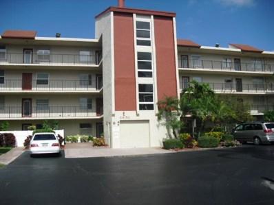 6650 S Oriole Boulevard UNIT 406, Delray Beach, FL 33446 - MLS#: RX-10403318
