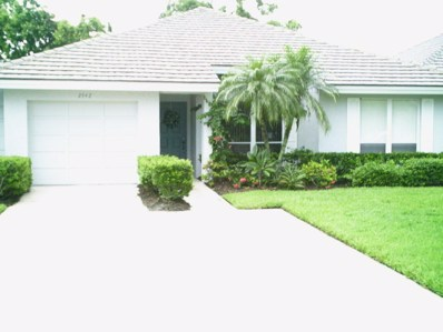 2942 SW Westlake Circle, Palm City, FL 34990 - MLS#: RX-10403324