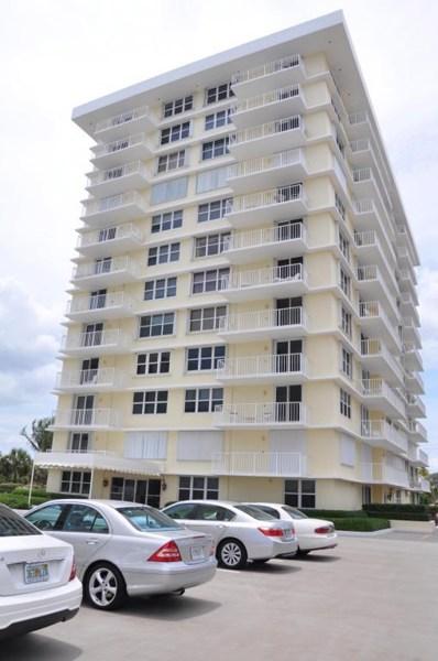 500 S Ocean Drive S UNIT W-3c, Juno Beach, FL 33408 - MLS#: RX-10403344