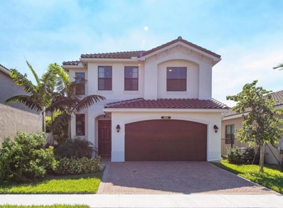 8102 Baltic Amber Road, Delray Beach, FL 33446 - MLS#: RX-10403388