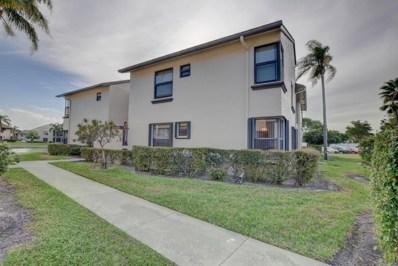 8593 Boca Glades Boulevard W UNIT C, Boca Raton, FL 33434 - MLS#: RX-10403533